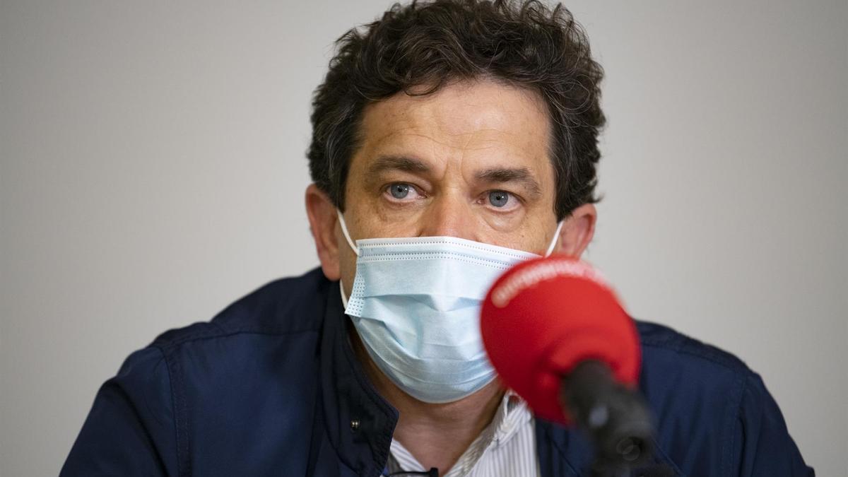 Miguel Ángel Valverde, presidente del PP de Ciudad Real