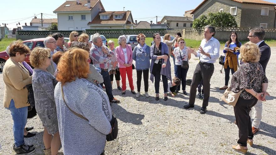 El Ayuntamiento construirá un centro cívico y cultural en Cueto
