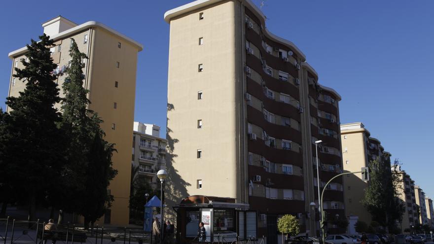El Polígono del Valle, en Jaén
