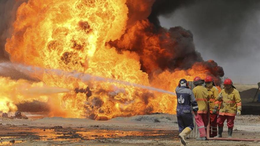 Irak estrecha el cerco a los yihadistas en Faluya