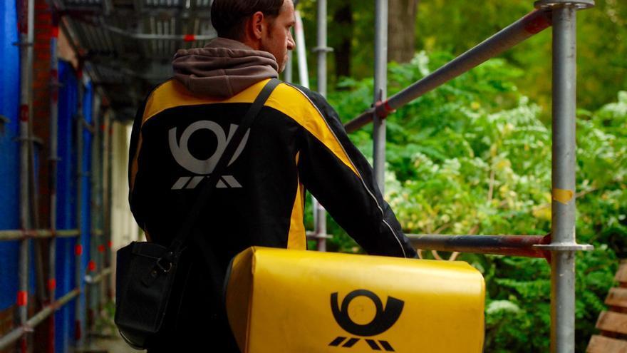 Un proyecto piloto en Alemania reduce las entregas de correo.