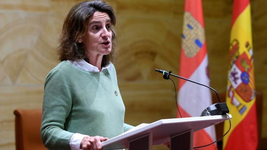 La ministra Ribera afirma que el debate sobre Madrid Central es absurdo