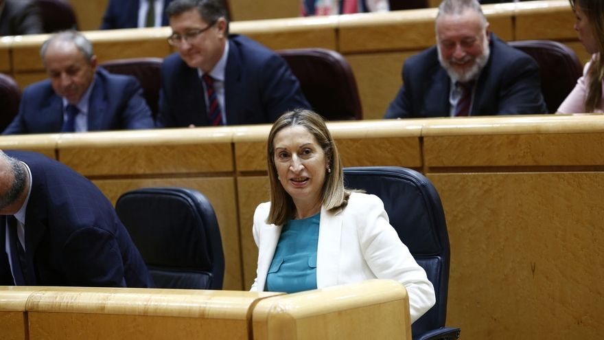 El Senado rechaza una moción de Entesa para paliar los daños producidos por una entrada de agua en el AVE en Girona
