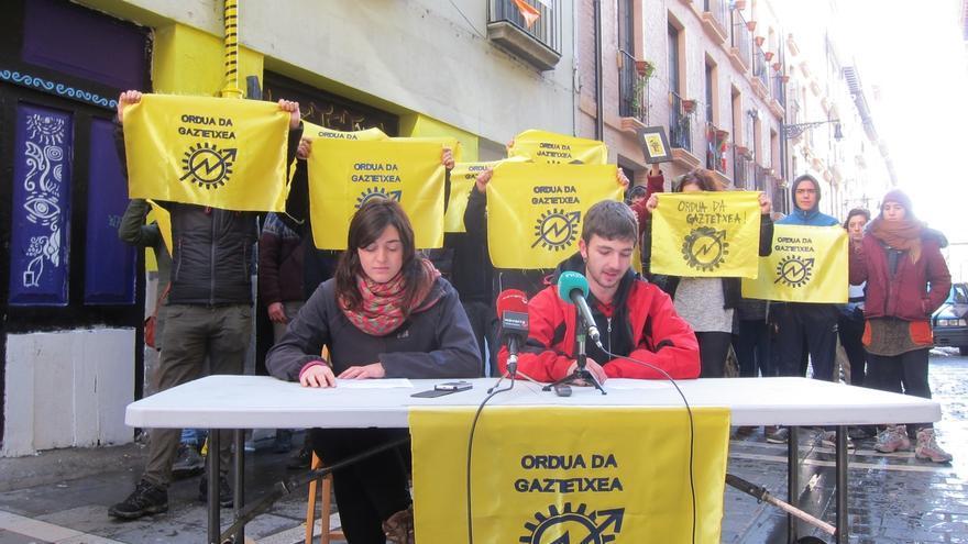 """La Asamblea del Gaztetxe celebra la oferta del ayuntamiento y niega """"concesiones institucionales"""""""