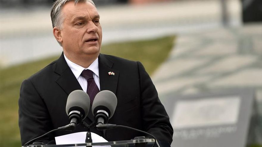 Universitarios húngaros protestan contra la publicación de una supuesta lista negra