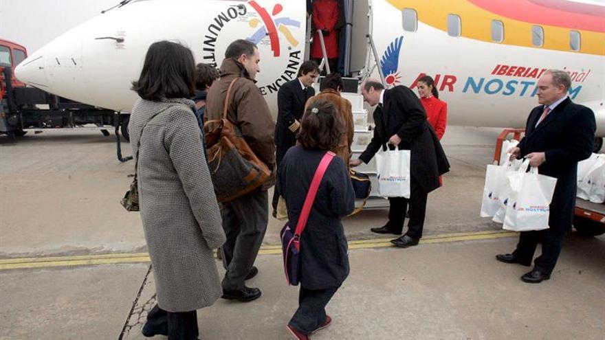 Air Nostrum operará vuelos especiales Barcelona-Pamplona por San Fermín