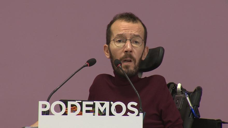 """Podemos exige a Ciudadanos que deje las escenas """"tragicómicas"""" en Murcia y decida ya si quiere echar al PP o no"""