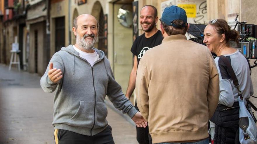 """Javier Cámara debuta como director en un episodio de la serie """"Vamos Juan"""""""