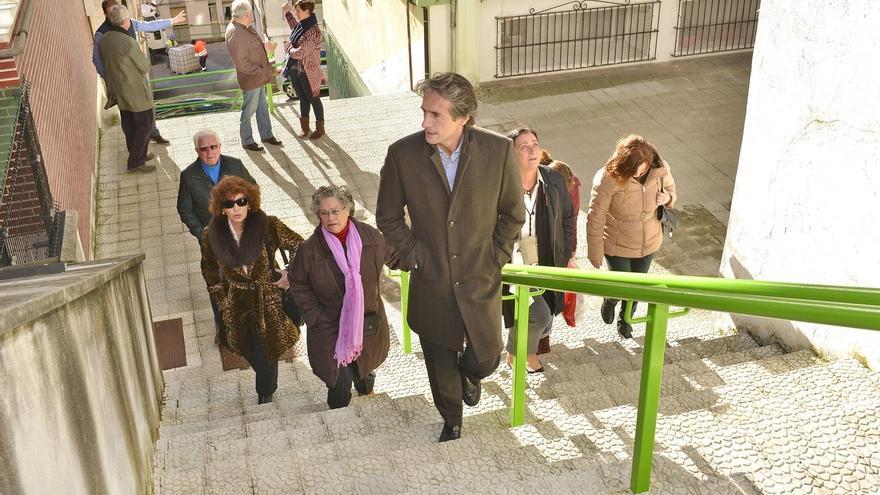Comienza la mejora urbana del Grupo Miralmar