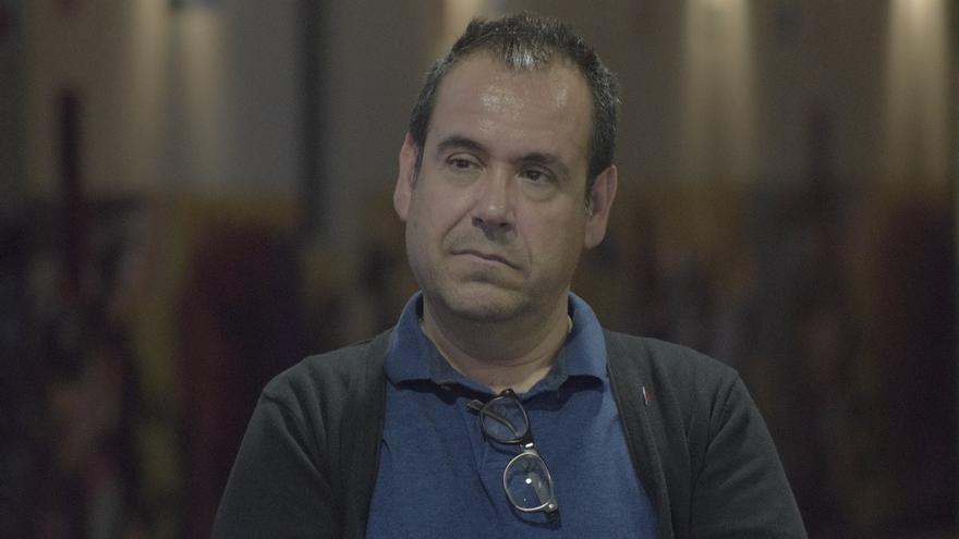 Juan Ramón Crespo, candidato de Unidas Podemos por Ciudad Real