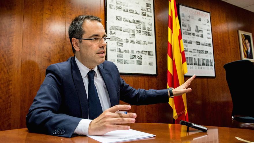 Carles Sala, Secretario de Vivienda y Mejora Urbana la Generalitat de Catalunya / SANDRA LÁZARO