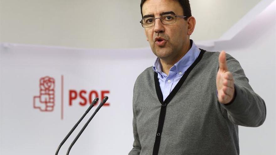 La recogida de avales para las primarias del PSOE empezará tras Semana Santa