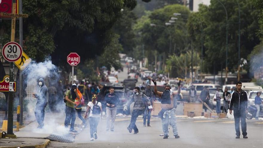 La Fiscalía venezolana dice que quedan 41 personas detenidas por las protestas de 2014