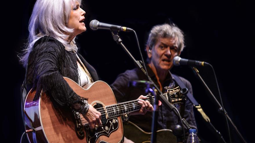 Emmy Lou Harris en el Huercasa Country Festival