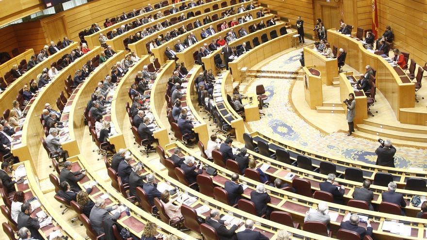 El Senado recibe las primeras acreditaciones de los senadores autonómicos, que no pasaron el domingo por las urnas