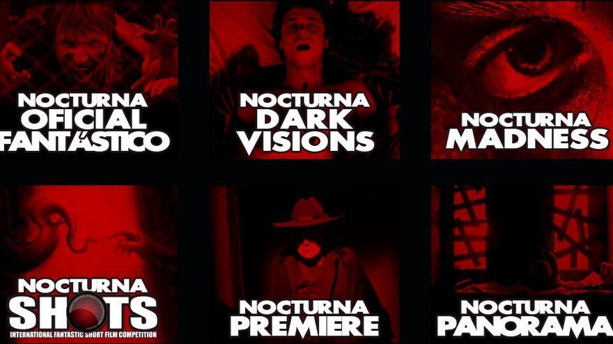 El Festival Internacional de Cine Fantástico de Madrid , Nocturna 2014