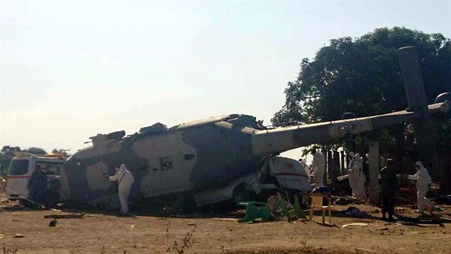 """El Gobierno expresa su """"tristeza"""" por las víctimas del accidente de helicóptero en México"""