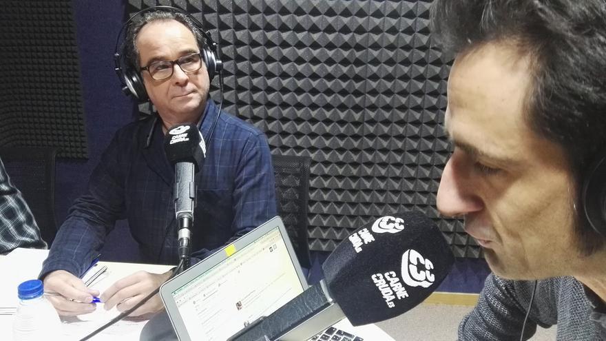 Pedro J. Linares, Secretario de Salud Laboral y Medio Ambiente de CCOO