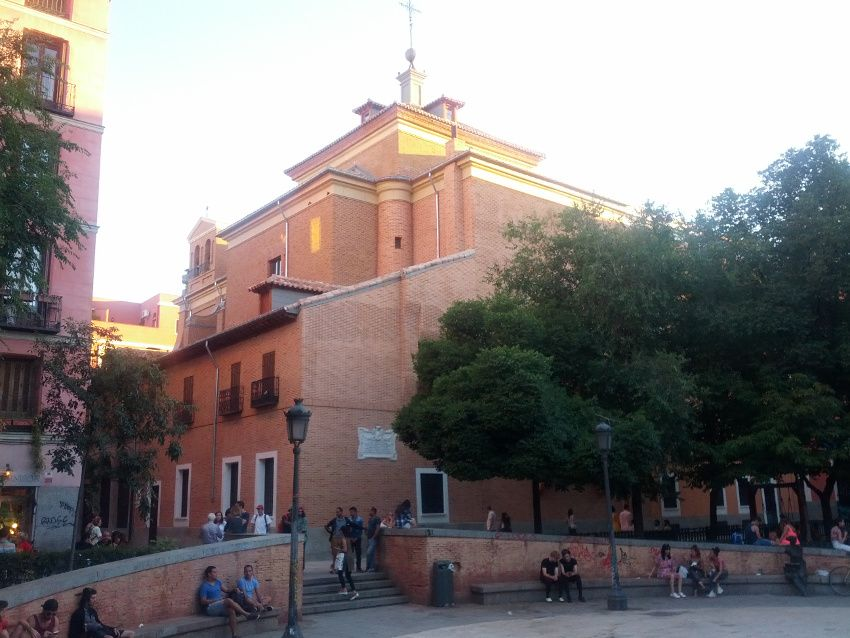 Iglesia de las Maravillas recién restaurada | Foto: Somos Malasaña