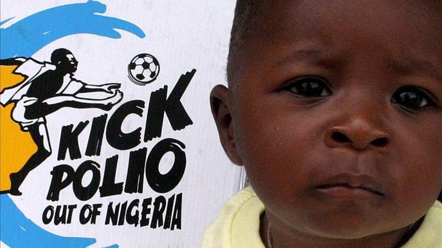 Un brote de polio afecta a 200 niños y adultos en el Cuerno de África