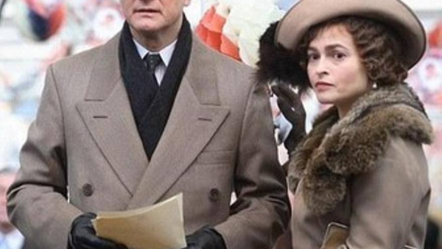 Imagen de la película El discurso del Rey
