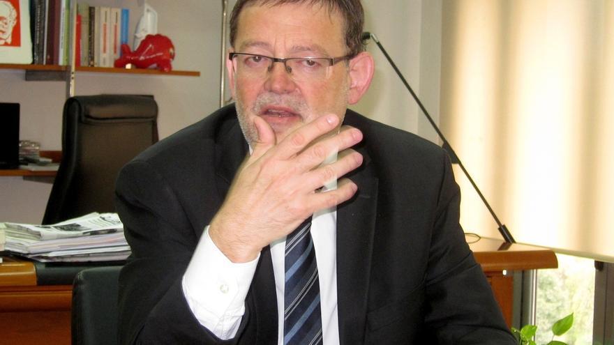 """Puig apuesta por que los militantes """"decidan"""" el candidato y cree que habrá """"algún tipo de refrendo"""""""