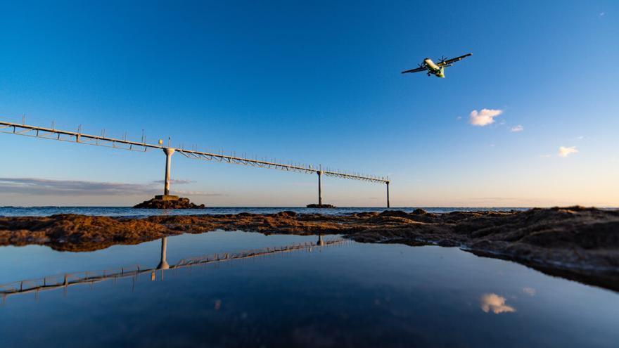 Canarias recibe este miércoles el vuelo auspiciado por la Organización Mundial del Turismo para validar destino
