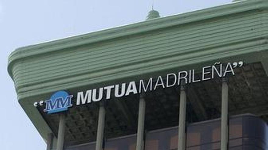 Edificio de la sede de Mutua Madrileña