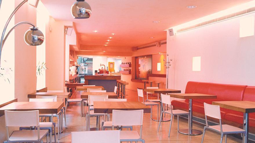 Café Botánico.