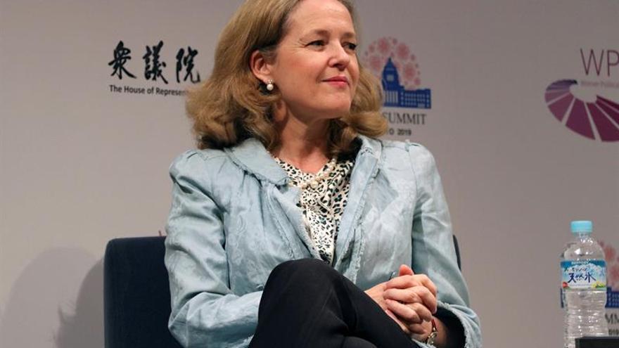 """España dice que es una """"prioridad"""" que el nuevo jefe del FMI sea un europeo"""