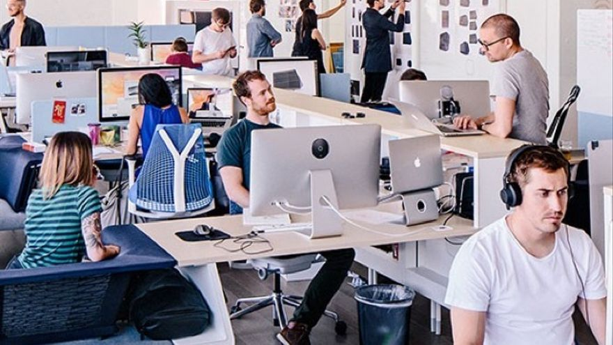 siete pautas para elegir bien tu silla de oficina On sillas adecuadas para trabajo oficina
