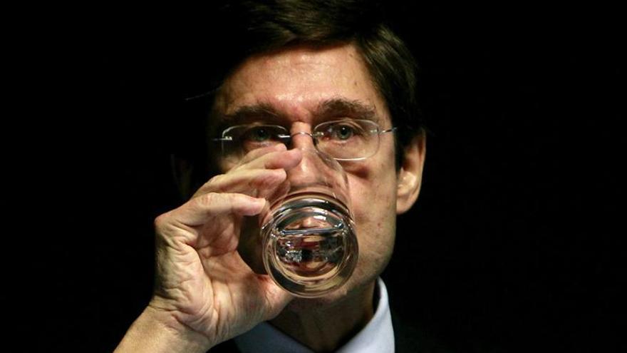 Goirigolzarri pide celeridad en el proceso judicial de Bankia