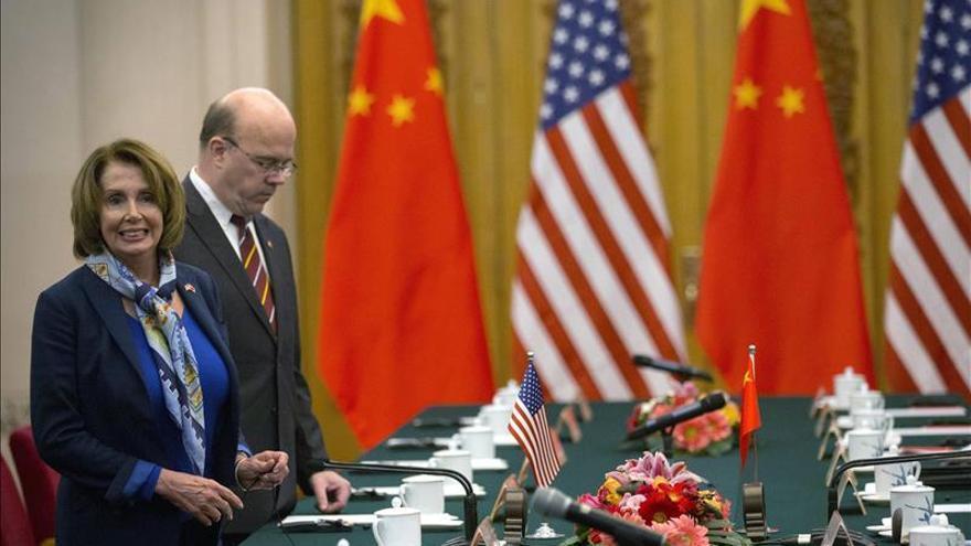 Pelosi expresa el apoyo del Congreso de EE.UU. a Dalái Lama en su visita a Tíbet