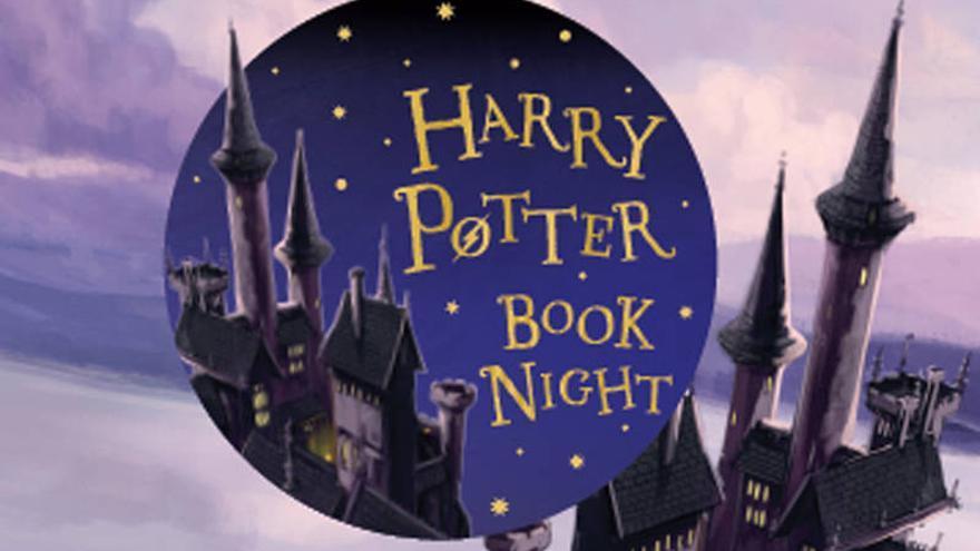 Imagen promocional de la 'Harry Potter Night Event 2019'