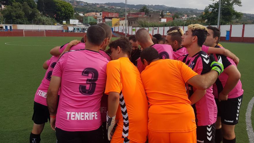 La jornada inclusiva tuvo como marco el campo Avencio Hernández Abreu.
