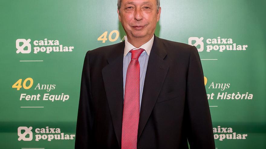 Amadeo Ferrer, presidente de Caixa Popular