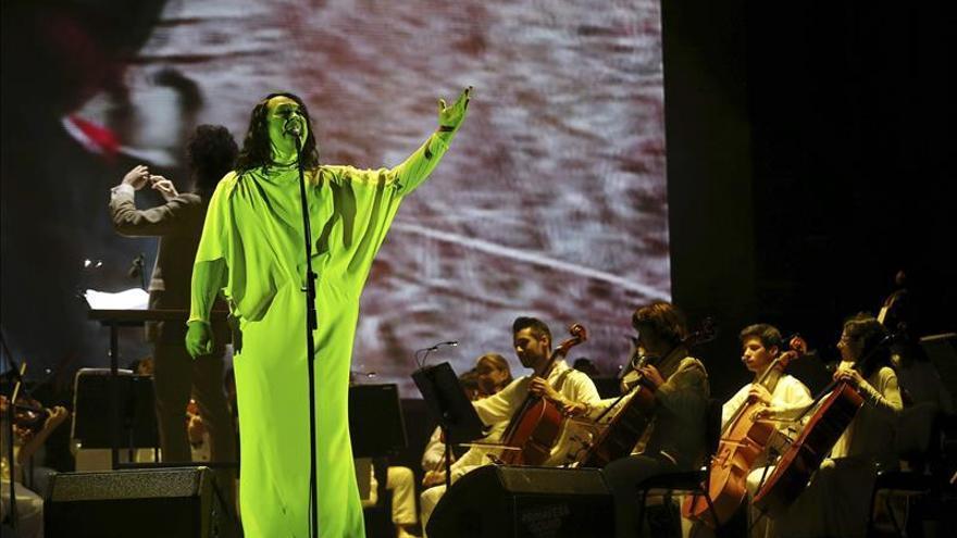 La cantante de Antony and the Johnsons publica su primer sencillo como Anohni