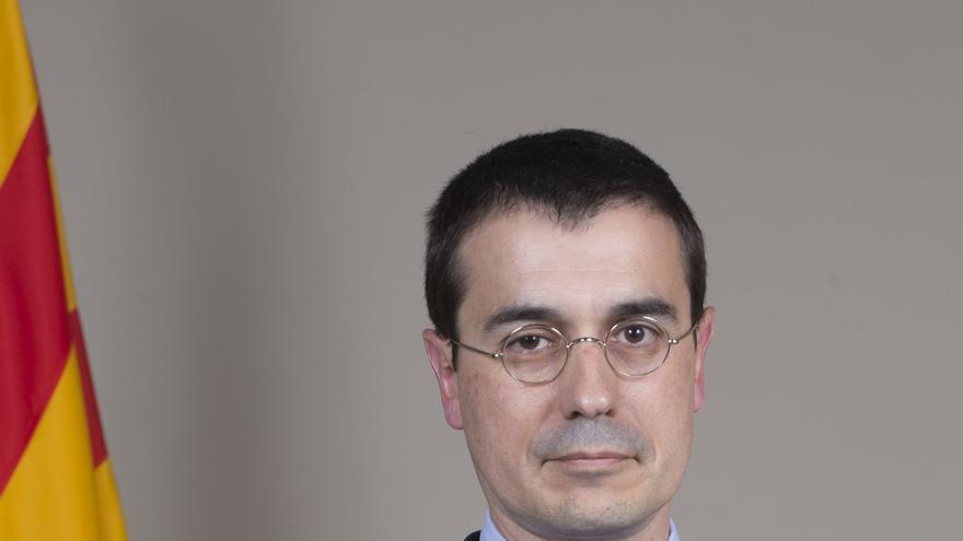 El delegado permanente de Catalunya en Europa, Amadeu Altafaj. Foto cedida a eldiario.es