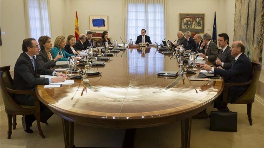 El Consejo de Ministros volverá a reunirse el 8 de enero tras las navidades
