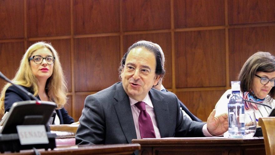 PP responde al PSOE que si quiere investigar las cuentas de Vox, use la Comisión de financiación de partidos del Senado