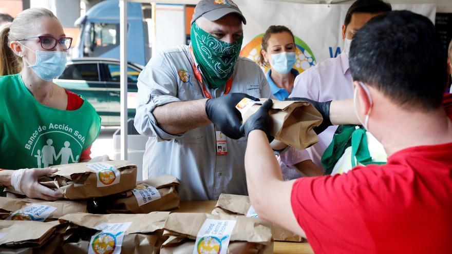 """José Andrés: """"La alimentación tiene que ser una prioridad a nivel mundial"""""""