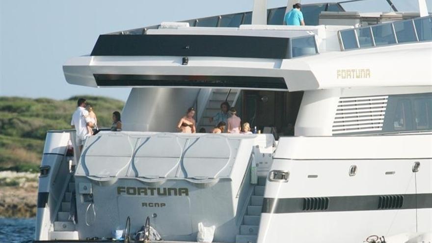 Los empresarios que donaron el yate 'Fortuna' al Rey piden su devolución, tras la renuncia al mismo de Don Juan Carlos