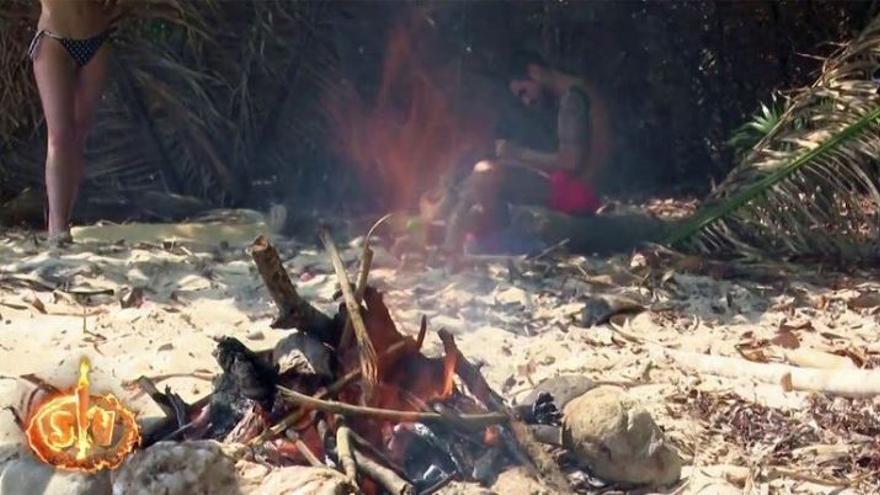 Isla de Supervivientes.