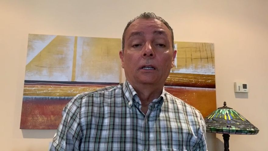 Salvador Navarro, presidente de la CEV
