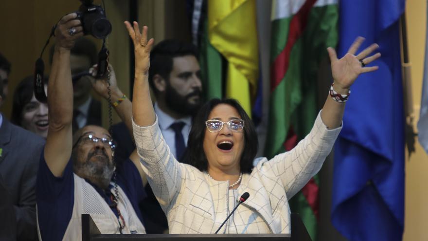 Toma de posesión de la ministra de Mujer, Familia y Derechos Humanos, Damares Alves