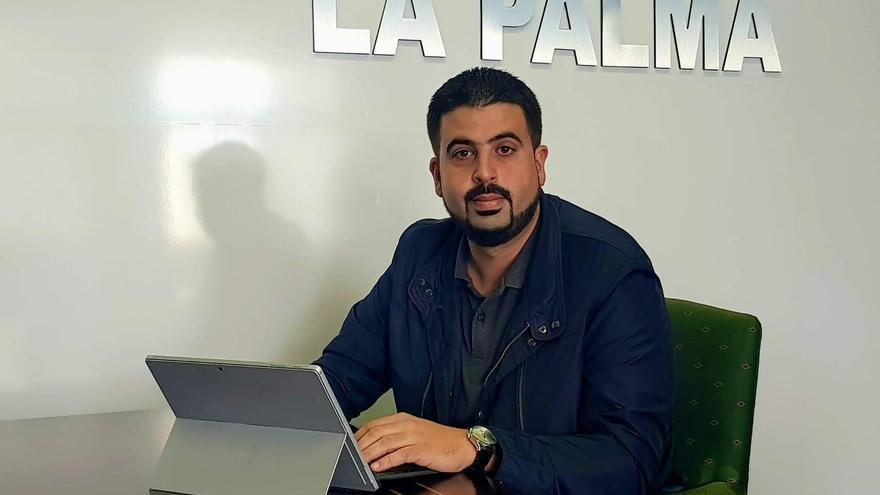 Borja Perdomo.