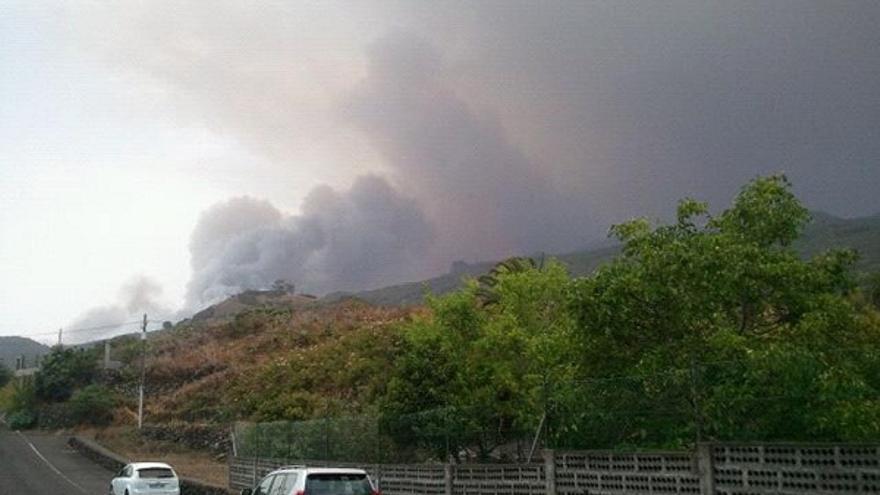 Del incendio en La Palma (I) #2