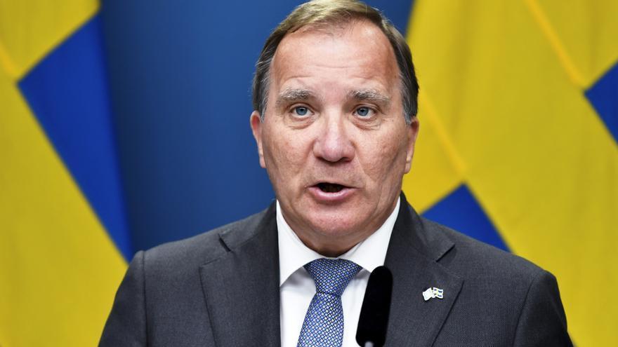 El sueco Löfven presentará su dimisión para intentar formar un nuevo Gobierno