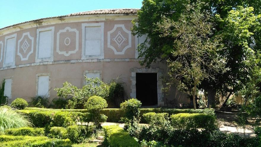 Edificio de la antigua Fábrica de Paños del siglo XVIII, que será uno de los alojamientos de la Red de Hospederías de Castilla-La Mancha