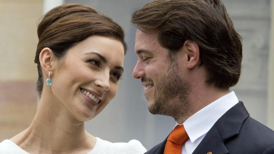 La princesa Claire de Luxemburgo tendrá su primer hijo en junio próximo